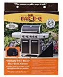 Mr. Bar-B-Q 07009YEF Platinum Prestige Large Grill Cover, 68 by 21 by 42 inches