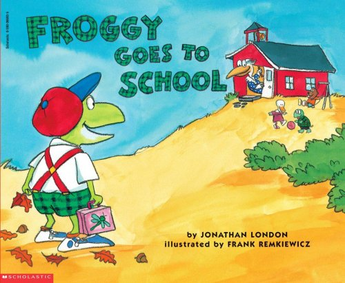 [Froggy Goes To School] (Froggy Collection)
