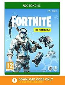 Fortnite: Deep Freeze Bundle (Xbox One) UK IMPORT VERSION