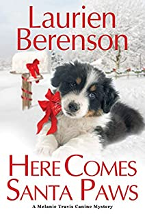 Book Cover: Here Comes Santa Paws