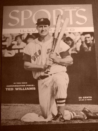 Ted Williams 1955 Sports Illustrated ()