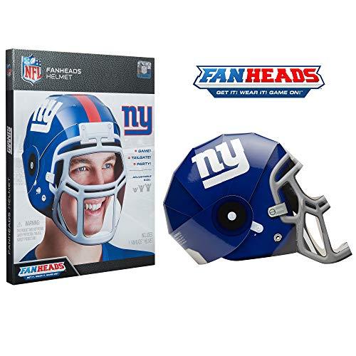 FanHeads - Wearable NFL Replica Helmets - Pick Your Team!, New York Giants