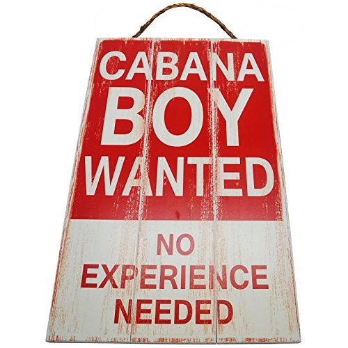 Cabana Wanted Experience Vintage PERFECT