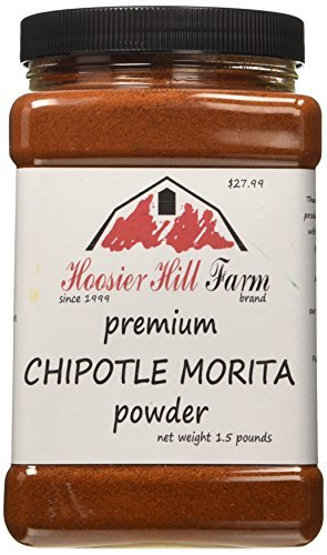 hoosier-hill-farm-chipotle-morita-powder-15-lbs-plastic-jar