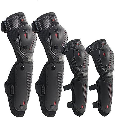 膝パッド スポーツアウトドア用コンプレッションニーパッドスポーツ包帯通気性ニーパッド4個