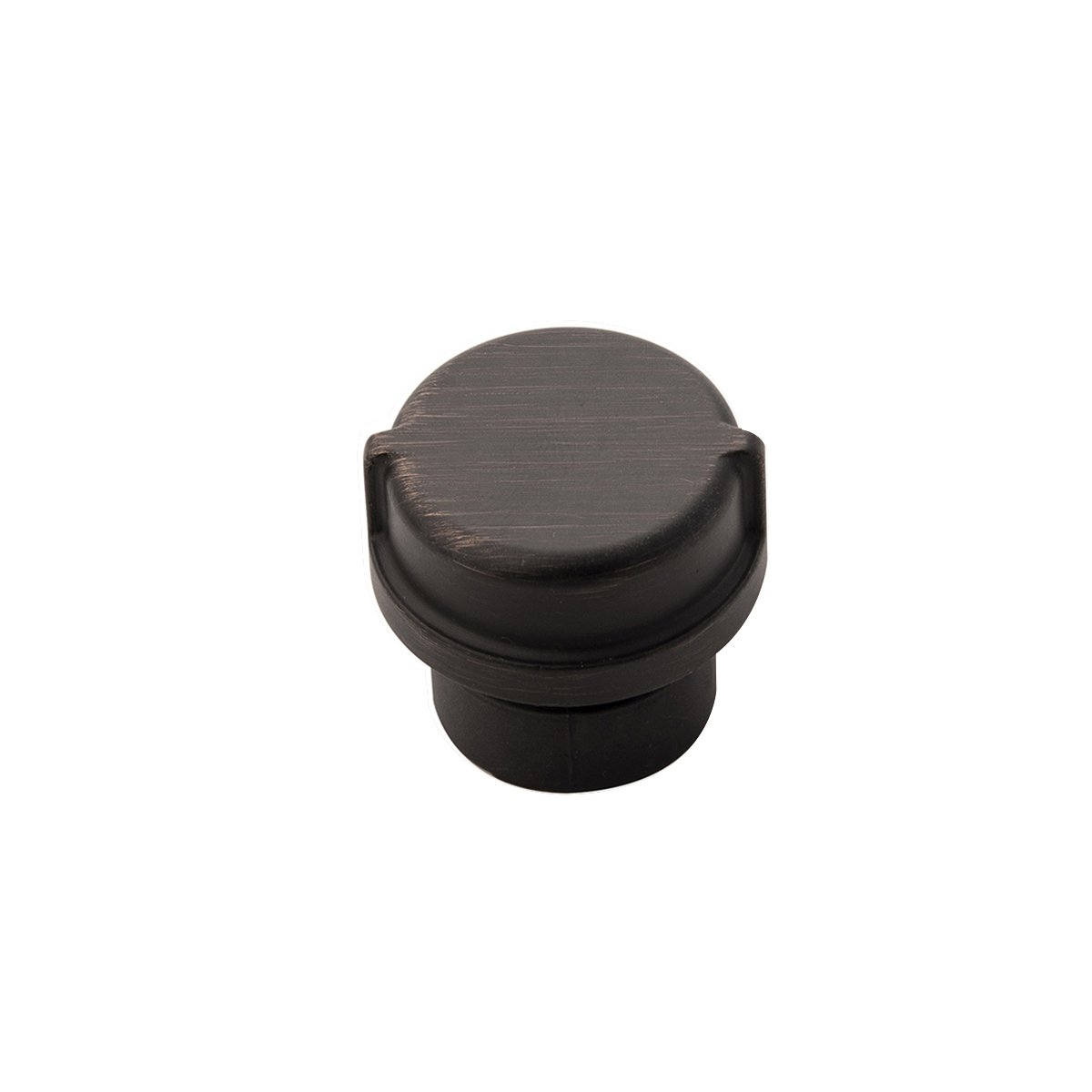Hickory Hardware HH075028-VB Pipeline Collection Knob 1-1/4 Inch Diameter Vintage Bronze