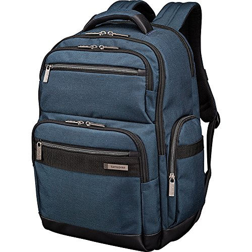 Samsonite Modern Utility GT Laptop Backpack – RFID-Blocking Passport Pocket – Fits Up To 15.6 Laptops Tablets