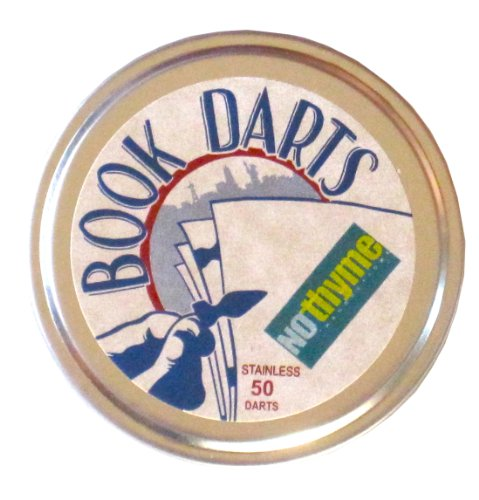Book Darts Stainless Steel Markers product image