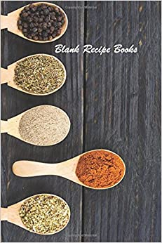 Blank recipe books recipe books with blank pages professionally blank recipe books recipe books with blank pages professionally designed recipe journal blank cookbook cooking gifts 100 pages volume 8 forumfinder Gallery