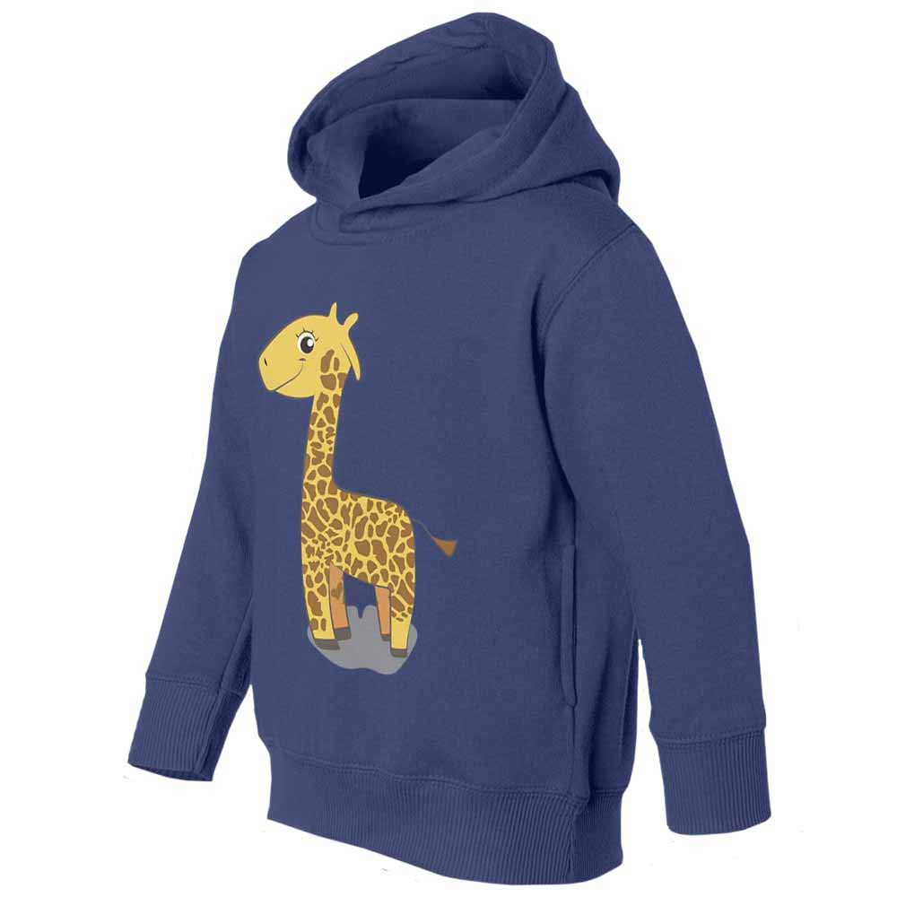 Little Giraffe Zoo Animal Giraffe Jungle Youth /& Toddler Hoodie Sweatshirt