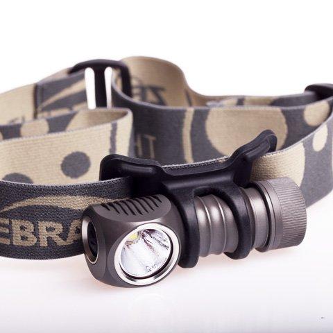 Zebralight H32 CR123 Headlamp Cool White by Zebralight