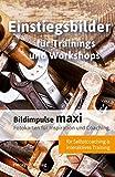 Bildimpulse maxi: Einstiegsbilder für Trainings und Workshops: Fotokarten für Inspiration und Coaching.
