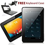 inDigi® Phablet 7'' Android 4.2 SmartPhone Tablet PC (2-in-1) DualCore DualCamera
