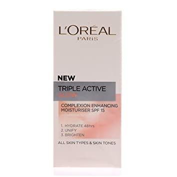 loreal hydra active 3 glow testbericht
