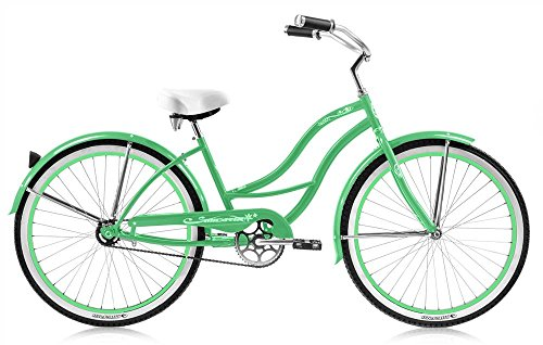 Micargi Tahiti-F-Mgrn Women's Cruiser Bikes, 26″/Medium, Mint Green Review