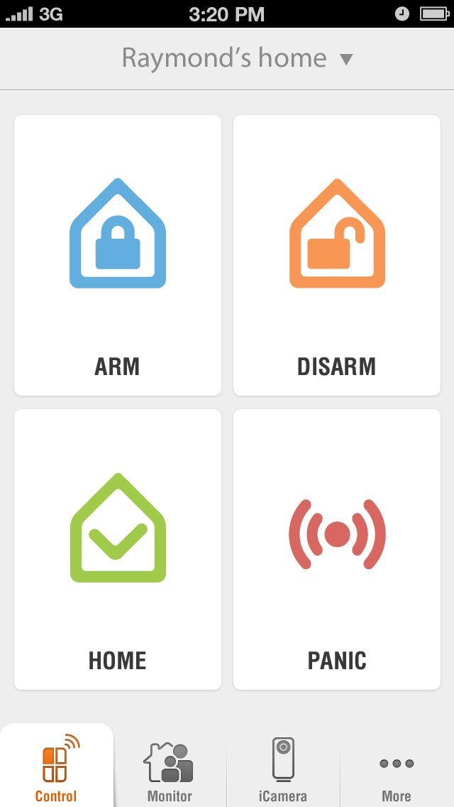 Amazon.com: iSmartAlarm iSA3 Preferred Package Home Security System, White:  Home Improvement