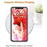 Plus Crystal Clear Soft Transparent Flexible Back Cover for Apple iPhone 11 Pro Max