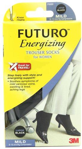 Futuro Energizing Support Trouser Socks