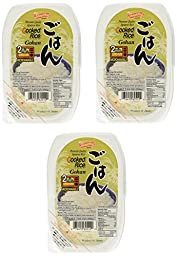 Shirakiku - Instant Cooked Rice 3 Pk.