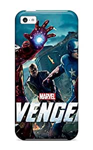 Muriel Alaa Malaih's Shop premium Phone Case For Iphone 5c/ The Avengers 33 Tpu Case Cover 1866318K77433800