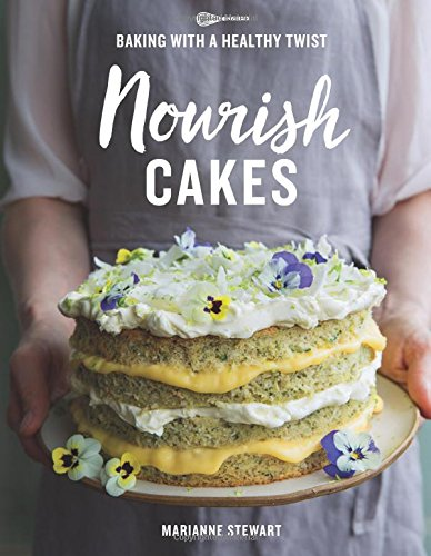 E.B.O.O.K Nourish Cakes: Baking with a Healthy Twist<br />Z.I.P