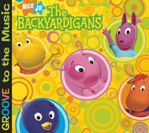 The Backyardigans Groove To The Music