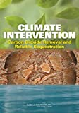 img - for Climate Intervention: Carbon Dioxide Removal and Reliable Sequestration book / textbook / text book