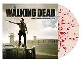 Original TV Soundtrack - The Walking Dead Vol. 1 Original Soundtrack-Exclusive White with Red Splatter Vinyl