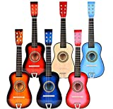 "Rhode Island Novelty 23"" 6 String Acoustic Guitar 