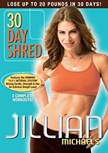 Image result for jillian michaels 30 day shred