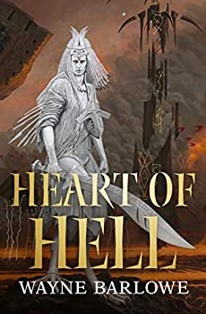The Heart of Hell Kindle Edition by Wayne Barlowe (Author)