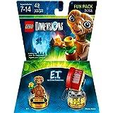 Warner Bros Lego Dimensions E.T Fun Pack