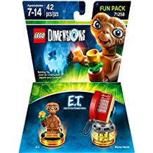 Warner Bros Lego Dimensions E.T Fun Pack - E.T. Fun Pack Edition