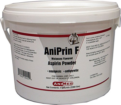Image of AniMed ANIPRIN F EQ ASPIRIN 5#  90015