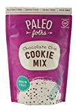 Paleo Folks Chocolate Chip Cookies Low Carb Baking Mix - Perfect Dairy free, Grain Free, Gluten free, Soy free, Refined Sugar Free, & Low Carb Snacks - Made With Organic Ingredients non GMO 246 Gr