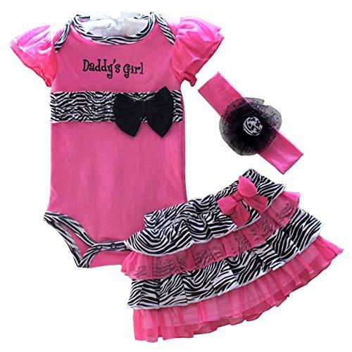 Zebra Rose Dress - 3