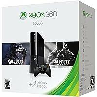 Consola Xbox 360 500 GB, Bundle 2 Juegos de Call of Duty - Bundle Limited Edition