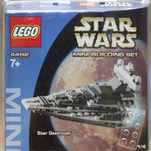 LEGO Star Wars 4492  Mini Star Destroyer