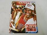 Beckett Basketball Monthly September 1993 Michael Jordan Chicago Bulls Three Peat