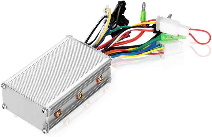 Dioche Controlador de Motor Eléctrico, 36V / 48V 350W Controlador ...