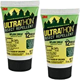3M Ultrathon Insect Repellent Lotion, 2-Ounce (2-Tubes)