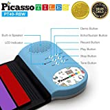 PicassoTiles PT49 Kid's 49-Key Flexible Roll-Up