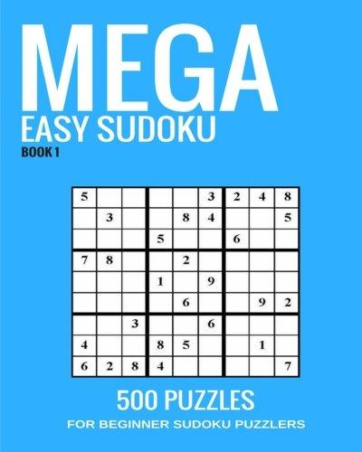 Mega Easy Sudoku ebook