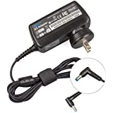 KFDtech AC Adapter 19V 2.15A 40W for ACER Aspire One A150 D150 D250 D255 D260 D270 A110 AO532h AO722 KAV60 NAV50 PAV70 ZA3 Chromebook C7 C710 AC700 E100 DP-30JH B ADP-40TH A AP03003001832F PA-1300-04