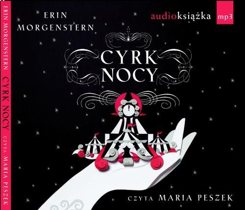 Book cover from Cyrk nocy by Erin Morgenstern