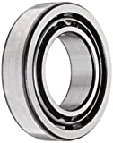 SKF NU 1006 Cylindrical Roller Bearing, Single Row, Removable Inner Ring, Straight Bore, Standard Capacity, Normal Clearance, Standard Cage, Metric, 30mm Bore, 55mm OD, 13mm Width