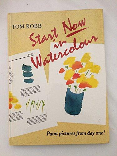 Start Now In Watercolor (Start Now)