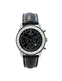 Breitling Montbrillant Automatic-self-Wind Male Watch A41370 (Certified Pre-Owned)