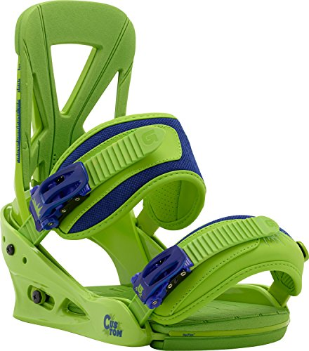 Burton Custom Snowboard Bindings 2015 Medium Grassland