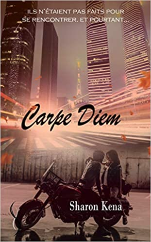 Sharon Kena - Carpe Diem (2018) sur Bookys